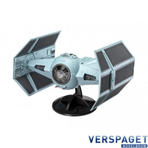 Darth Vader's TIE Fighter Lijm & Verf & Penseeltje -66780