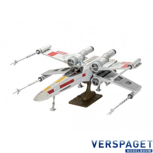 X-Wing Fighter Easy Clic -06890