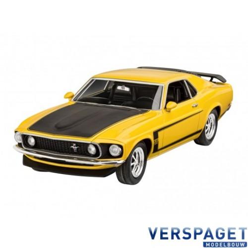 1969 Boss 302 Mustang -07025