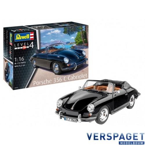 Porsche 356 Cabriolet -07043
