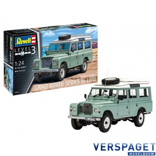 Land Rover Series III -07047