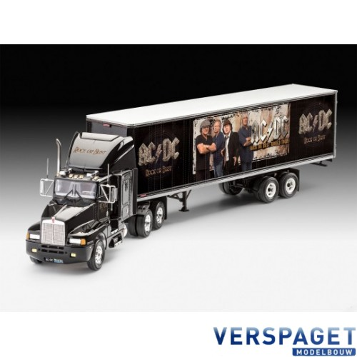 "Truck & Trailer ""AC/DC"" Limited Edition -03953"