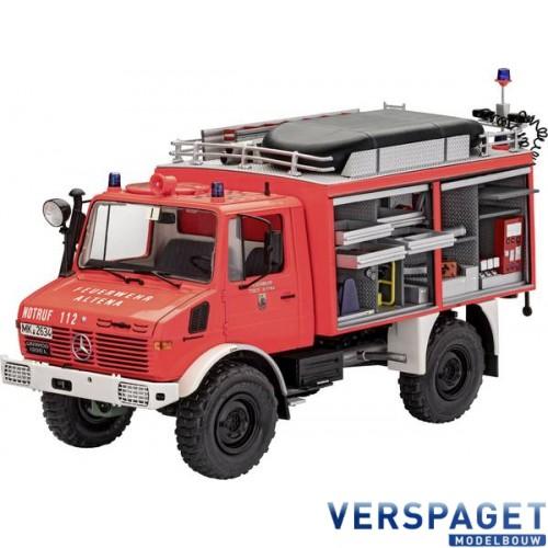 Schlingmann Unimog RW1 Brandweerauto -07531