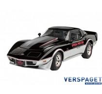 1978 Corvette Indy Pace Car & Verf & Lijm & Penseeltje  -67646