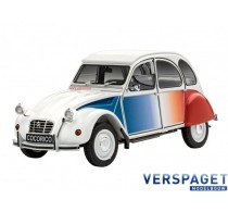 Citroën 2 CV Cocorico Lijm & Verf & Penseeltje -67653