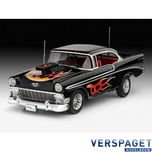 1956 Chevy Customs -07663