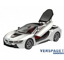 BMW i8 & Verf & Lijm & Penseeltje -67670