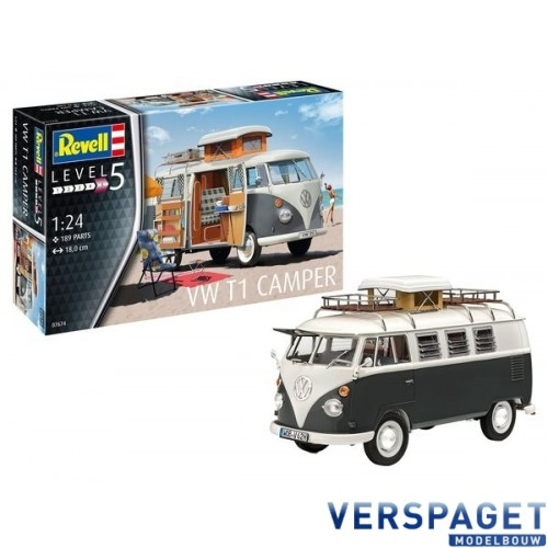 VW T1 CAMPER  -07674