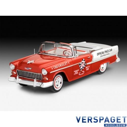 1955 Chevy Indy Pace Car & Lijm & Verf & Penseeltje -67686