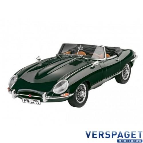 Jaguar E-Type Roadster - 07687
