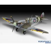 Supermarine Spitfire Mk. Vb & Verf & Lijm & penseeltje -63897