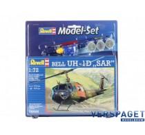 """Bell UH-1D """"SAR"""" & Lijm & Verf & Penseeltje  -64952"""