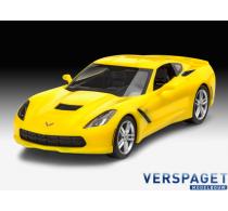 2014 Corvette® Stingray Easy Click & Verf & Lijm & Penseeltje -67449