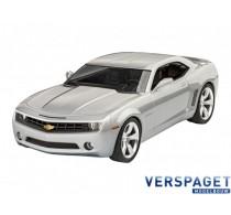 Camaro Concept Car Easy Click Lijm & Verf & Penseeltje -67648