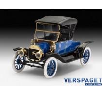 1913 Ford Model T Road & Verf & Lijm & penseeltje -67661