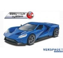 Ford GT 2017 & Verf & Lijm & penseeltje -67678