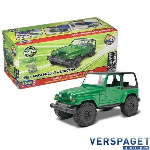 Jeep Wrangle Rubicon Snap Tite -85-1695