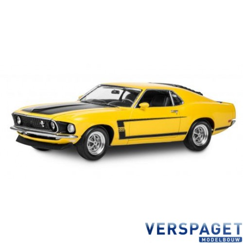 1969 Boss 302 Mustang -85-4313