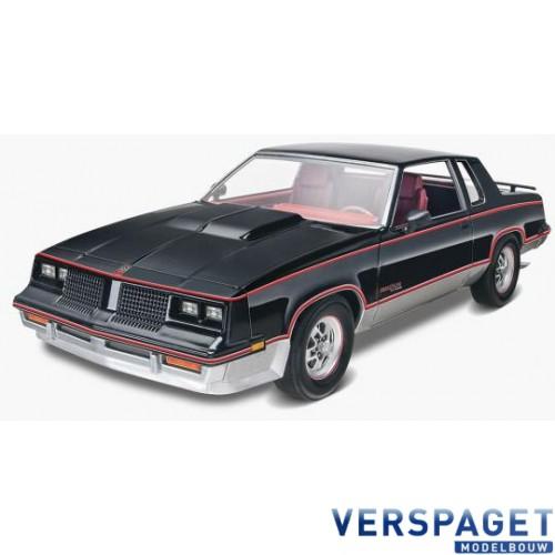 83 Hurst Oldsmobile -85-4317
