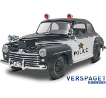 1948 Ford Police Coupe 2 'n 1 -85-4318