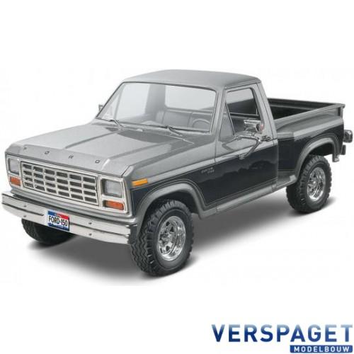 Ford Ranger Pickup -85-4360