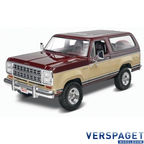 1980 Dodge® Ramcharger -85-4372