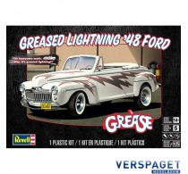 Greased Lightning 1948 Ford Convertible -85-4443