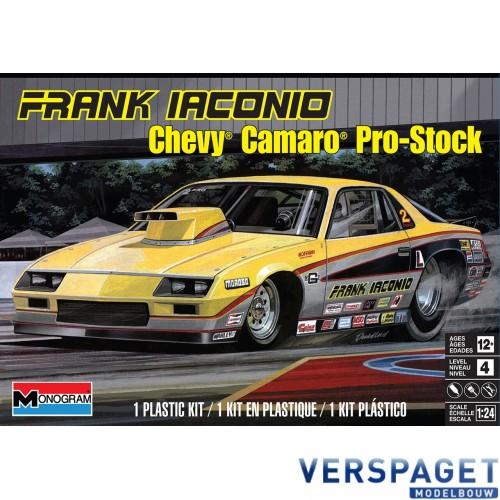 Iaconio Chevy Camaro Pro-Stock -85-4483