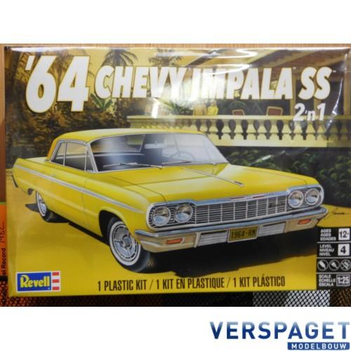 1964 Chevy Impala SS -85-4487