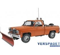 GMC® Pickup w/ Snow Plow -85-7222