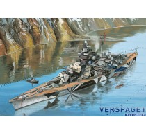 Battleship Tirpitz Platinum Edition -05160