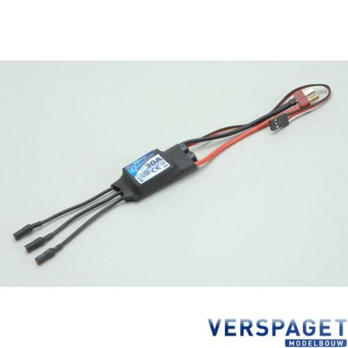 Quantum 30 Amp Brushless ESC -P-QESC30