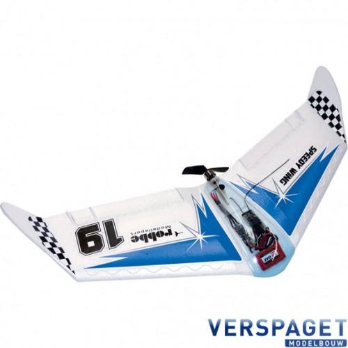 SpeedWing & Brushless Motor & ESC & Prop & Prop Meenemer -3405