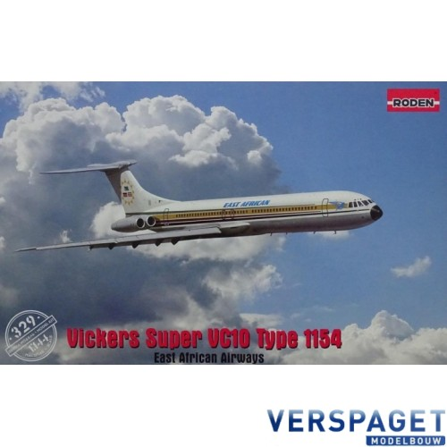 Vickers Super VC10 Type 1154  East African Airways -329
