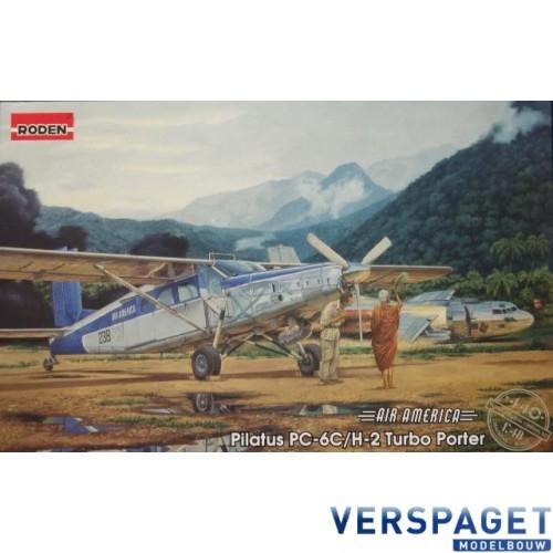 Pilatus PC-6C/H-2 Turbo Porter -440