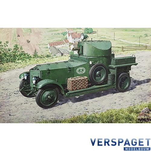 WWII British Armoured Car  (Pattern 1920 Mk.I) -731
