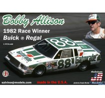 Bobby Allison 1982 Race Winner Buick Regal -BAB1982D
