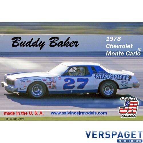 Buddy Baker 1978 Chevrolet Monte Carlo -BB01978O