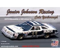 Junior Johnson Racing 1979 Oldsmobile 442 Driven By Cale Yarborough -JJ01979D