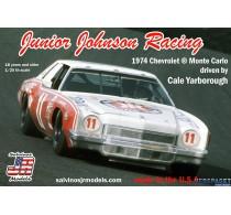Junior Johnson Racing 1974 Chevrolet Monte Carlo driven by Cale Yarborough -JJMC1974B