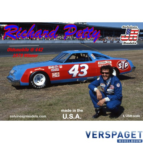 Richard Petty R -RPO1979D