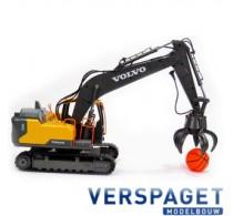 Excavator VOLVO 1:16 2.4 GHz RTR -50315
