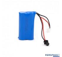 Battery Li-Ion 7,4V 1200mAh - 50571