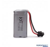 Battery Li-Ion 7,4V 650mAh - 50581
