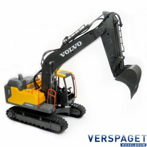 Excavator VOLVO 2.4 GHz RTR & Sound -50315