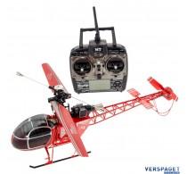 Seeker Lama Helicopter RTR Set -V915