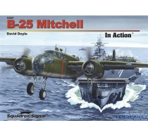 B-25 MITCHELL IN ACTION -10221
