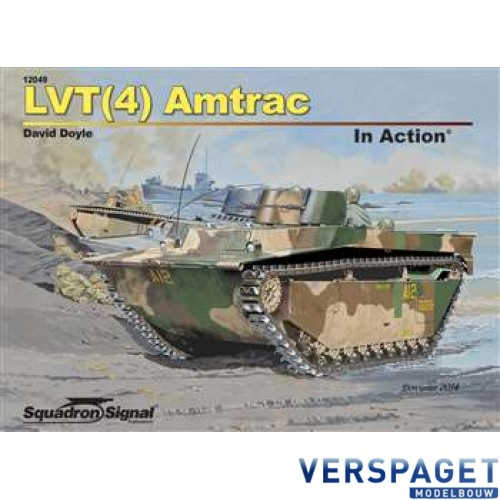 LVT(4) AMTRAC IN ACTION -12049