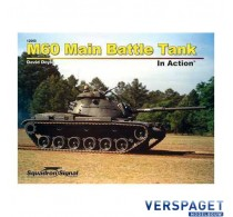 M60 main Battle Tank (In Action-serie) -12060