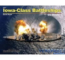 Iowa-Class Battleships on Deck -26007